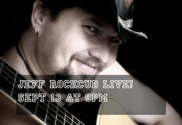 Jeff RockCub Live!