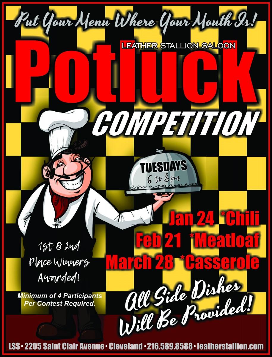 Potluck Competition - Casserole