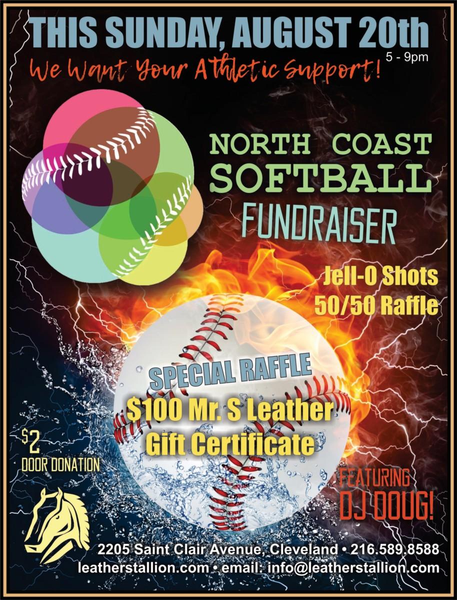 North Coast Softball League Fundraiser