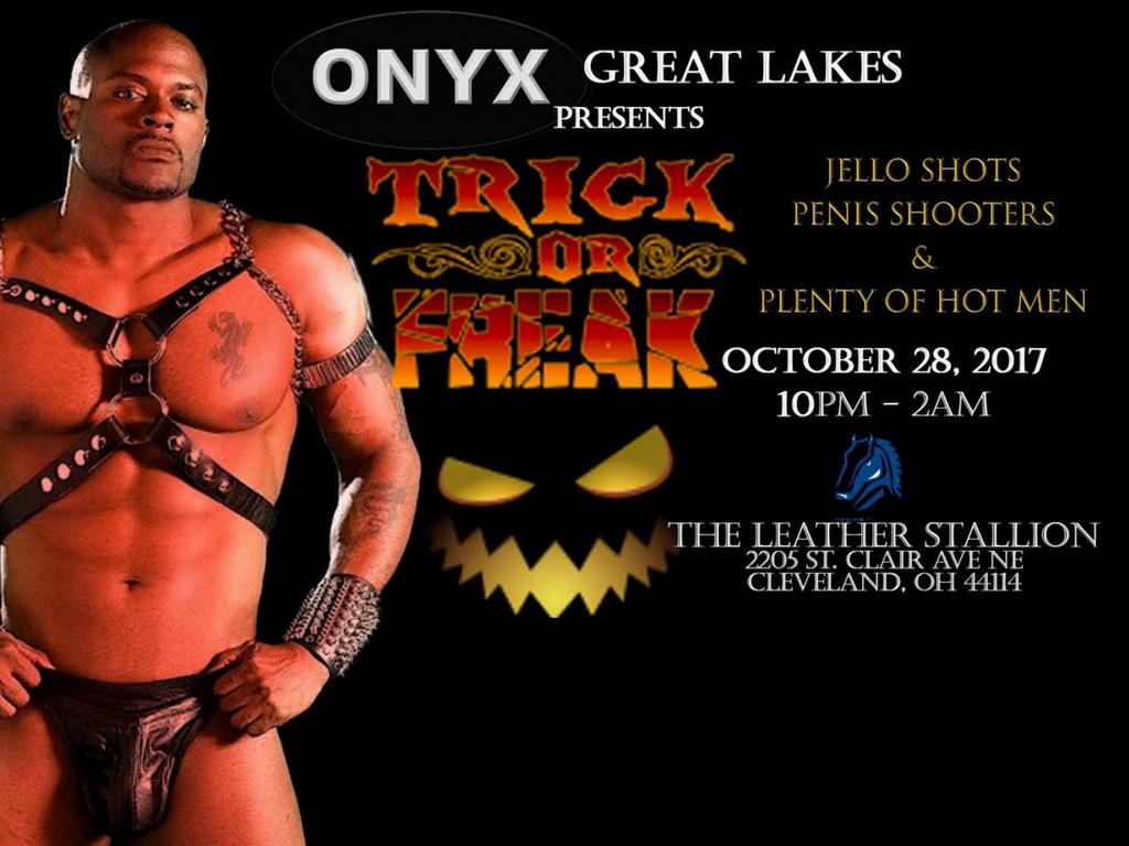 Onyx Trick or Freak