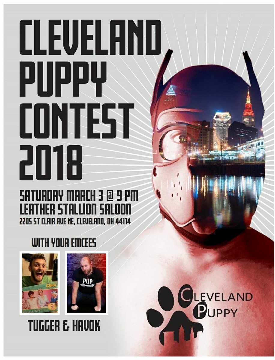 Cleveland Puppy 2018 Contest Weekend