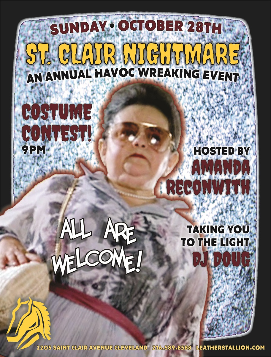 St. Clair Nightmare Halloween Party