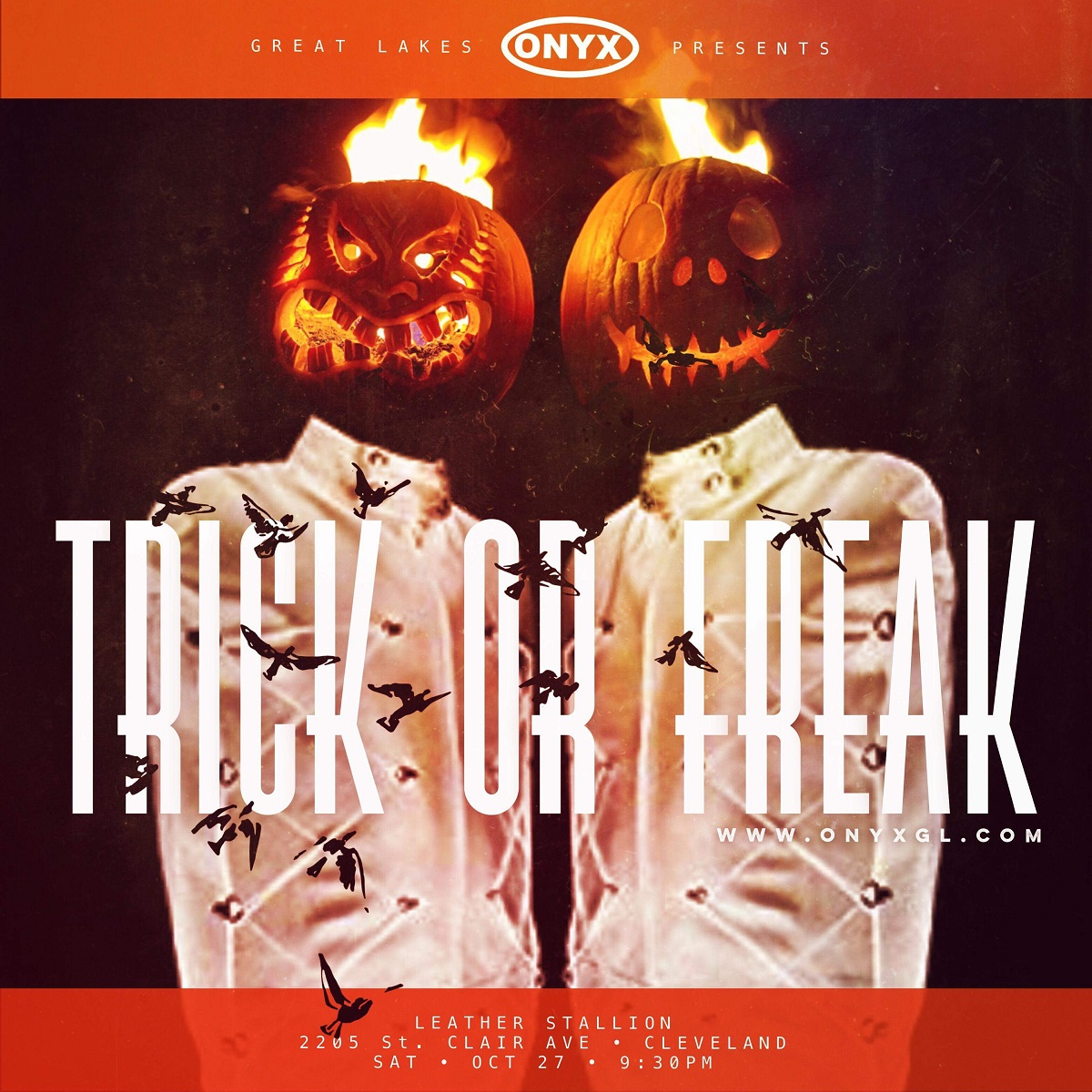 Onyx Great Lakes Trick or Freak Party