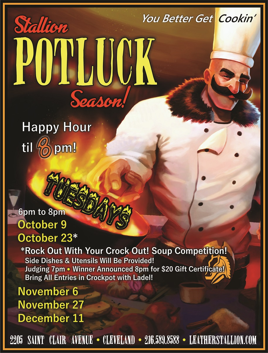 LSS Potluck Fall Edition 2018