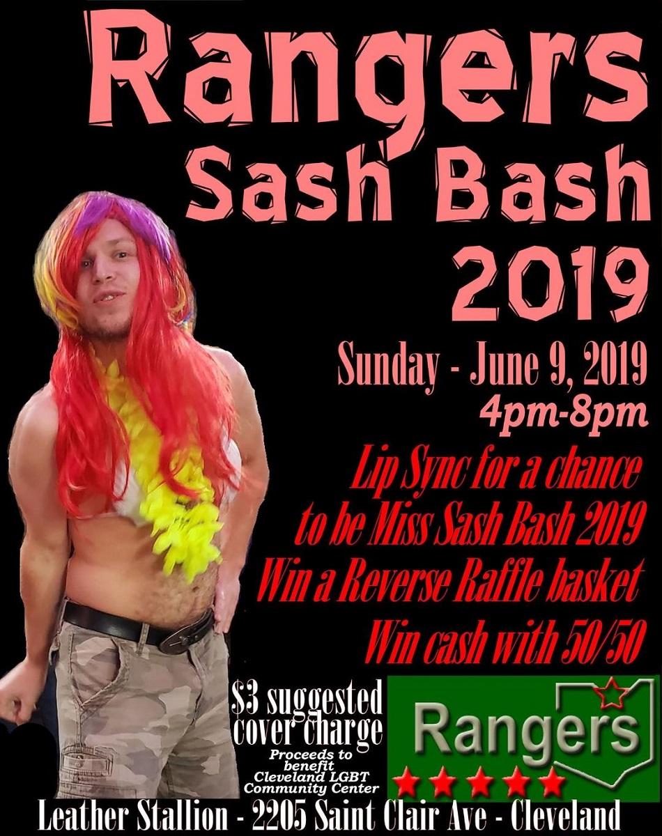 Rangers Sash Bash 2019