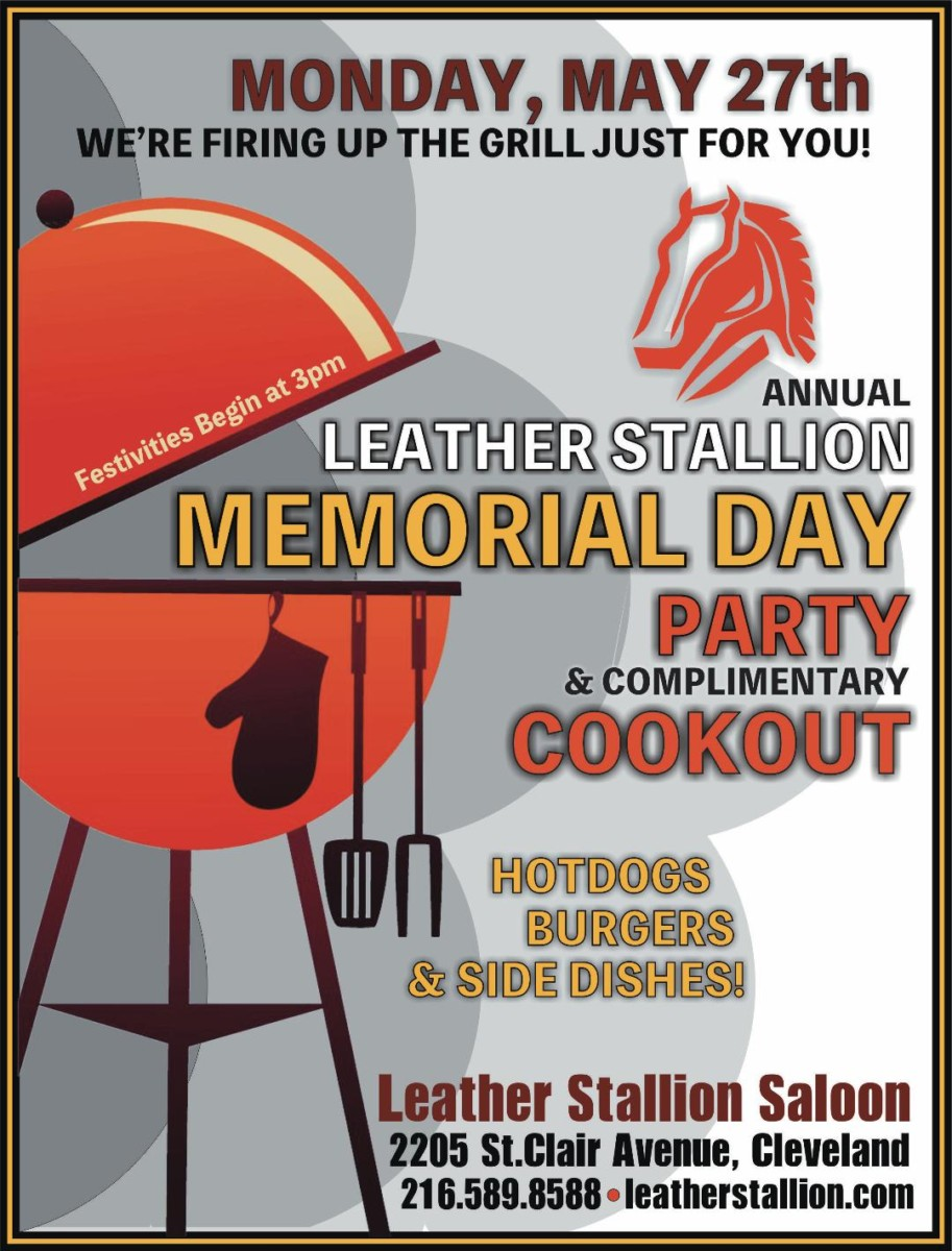 Memorial Day Party and Cookout