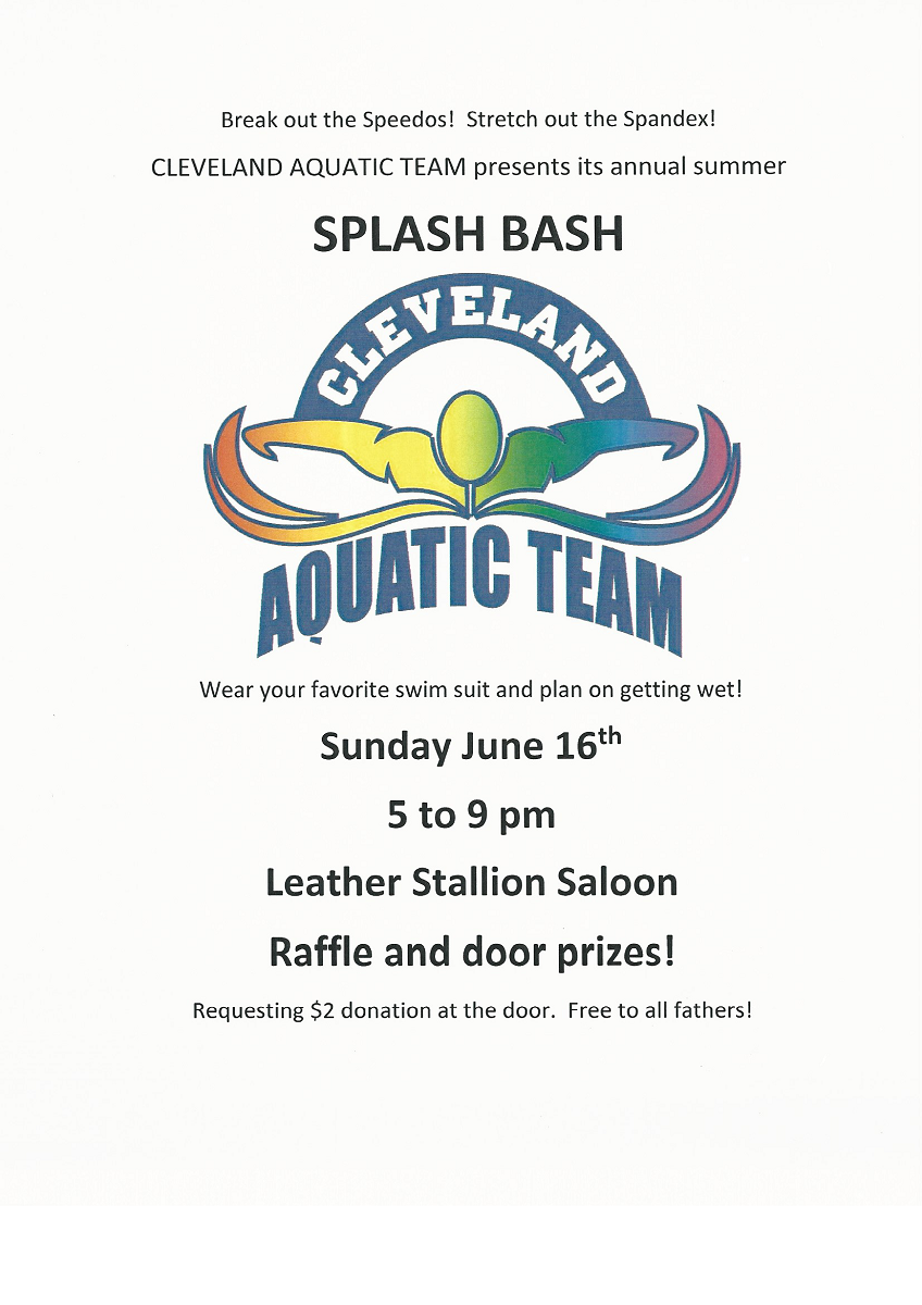 CAQT Splash Bash