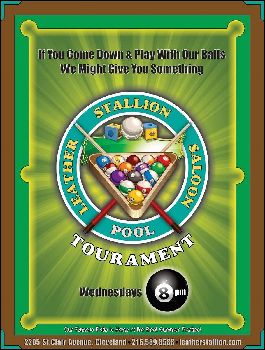 Wednesday Nite Pool Tournament