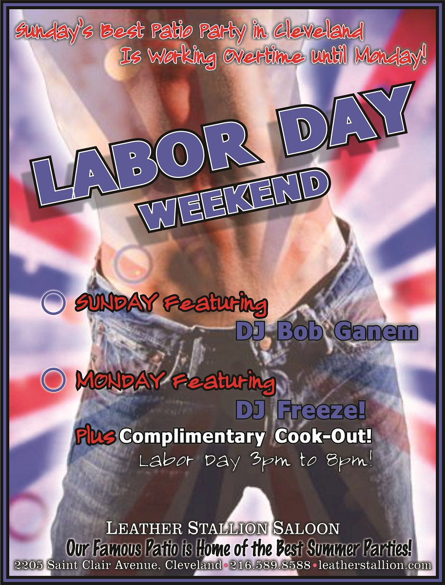 Labor Day Weekend Parties