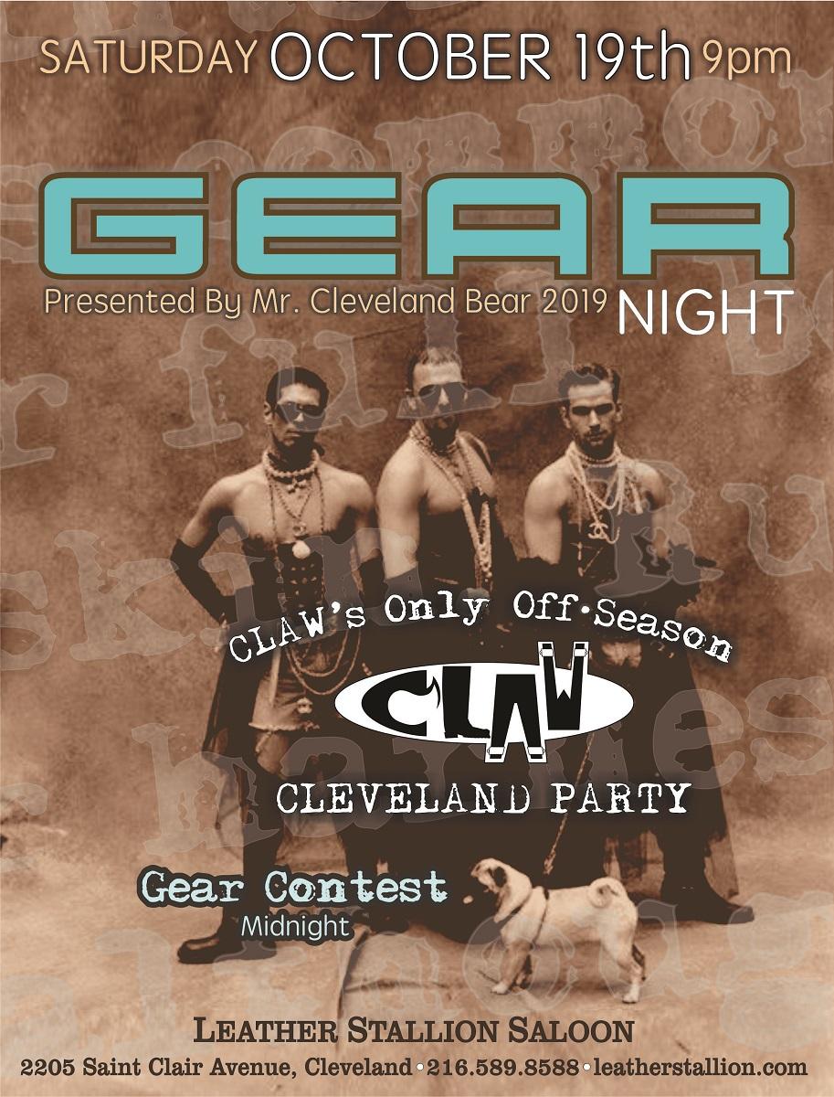 October GEAR Night
