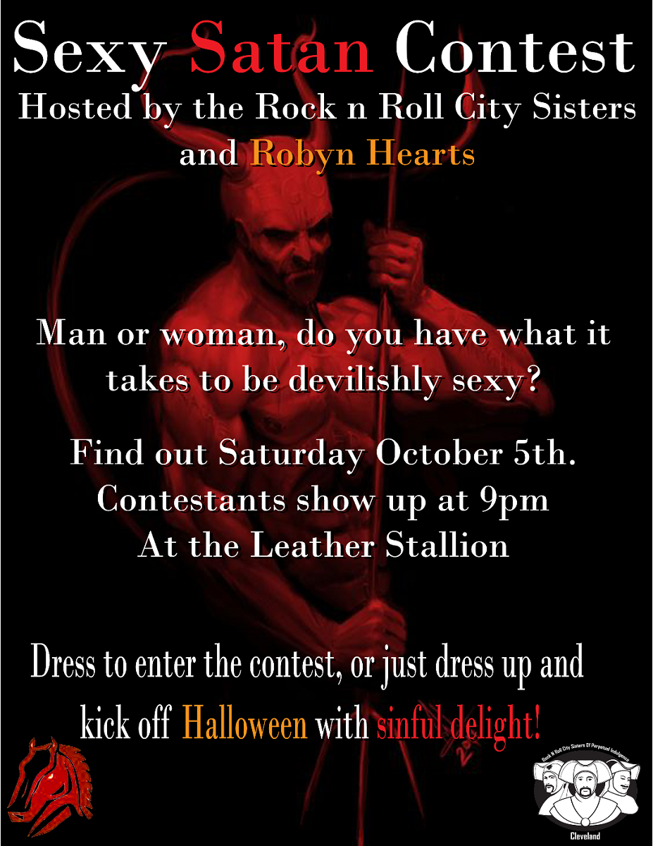 Sexy Satan Contest