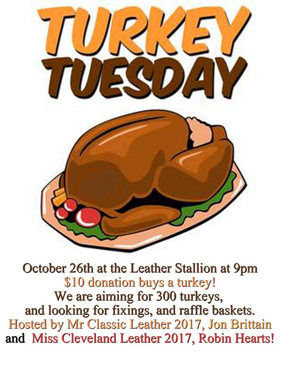 Turkey Tuesday Fundraiser