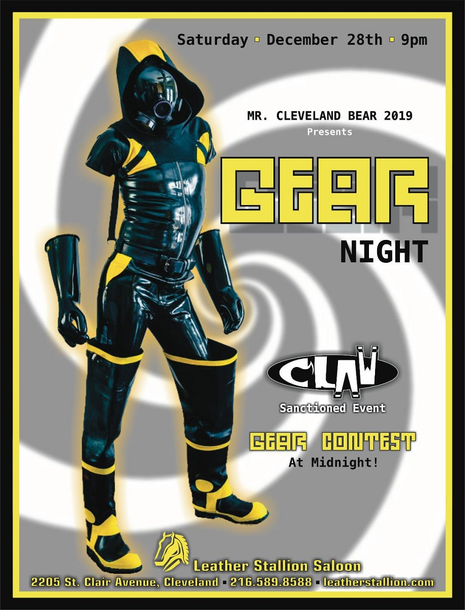 December Gear Night