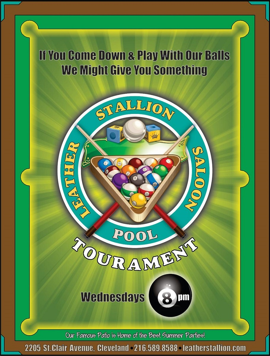 Weekly Pool Tournament