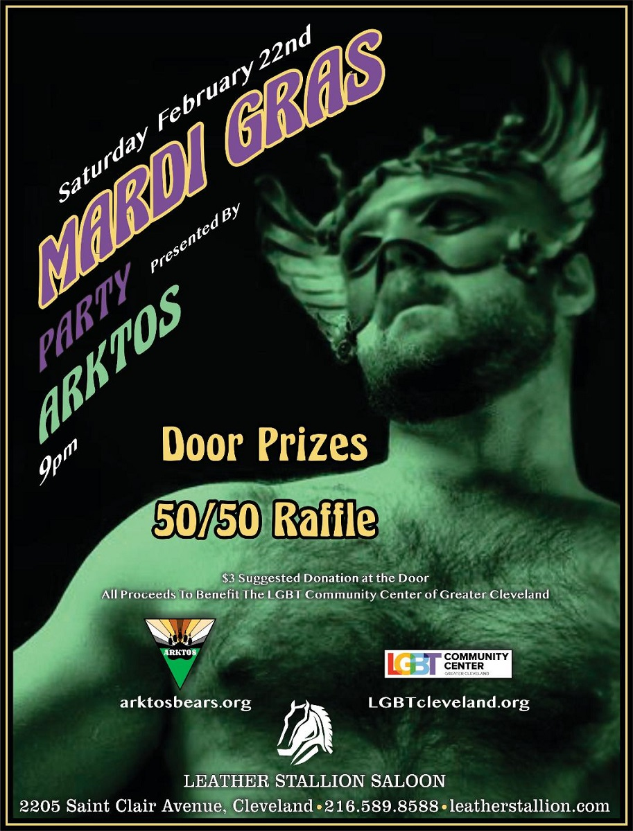 Arktos Mardi Gras Party