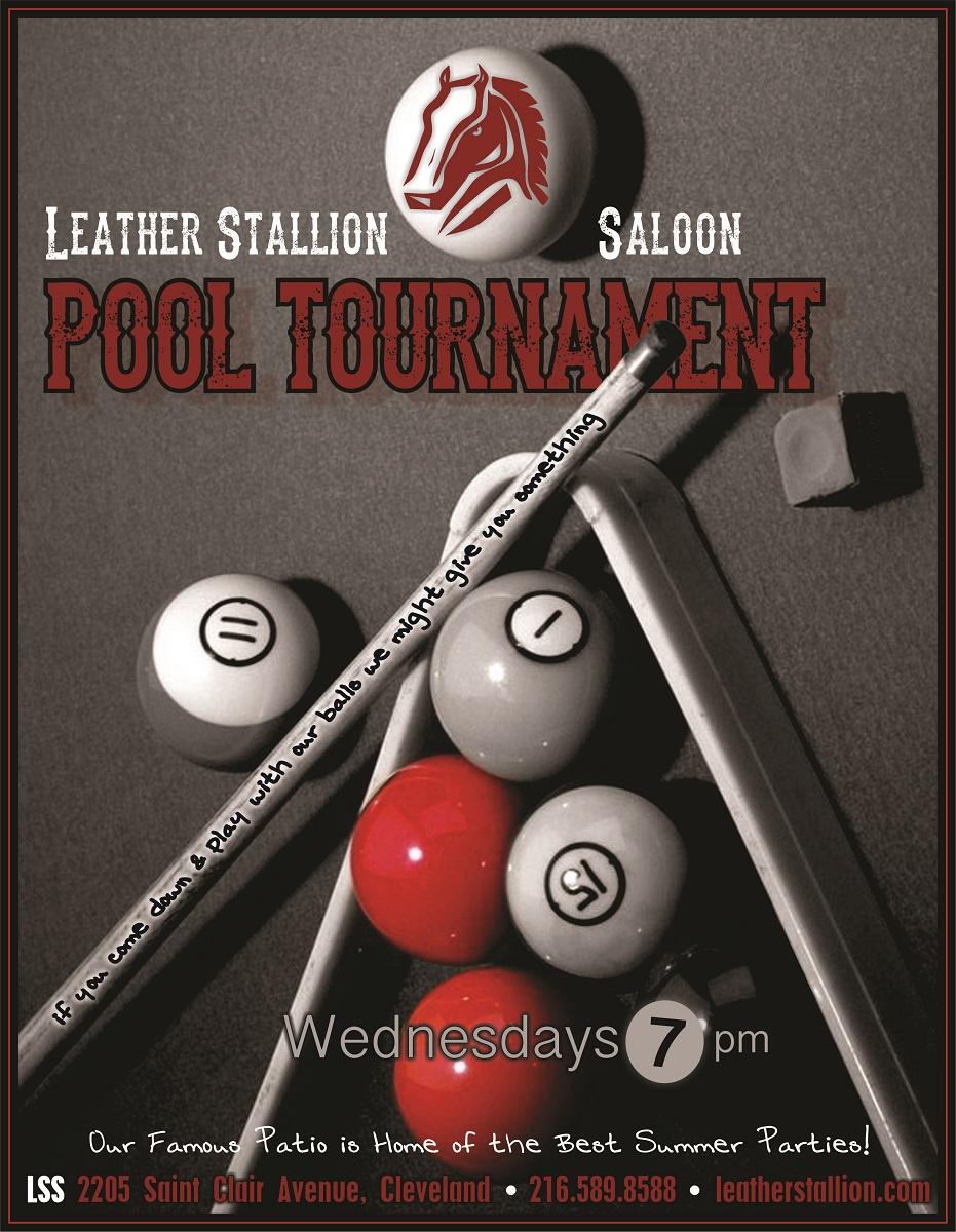 Pool Tournament Nite