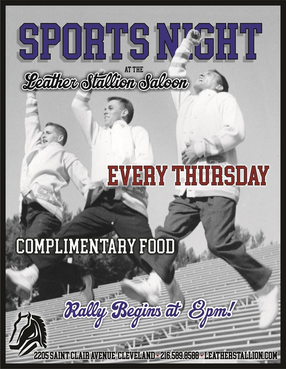 Thursday Sportsnight