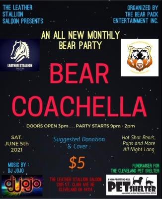 Bear Coachella