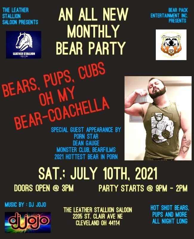 July Bear Coachella