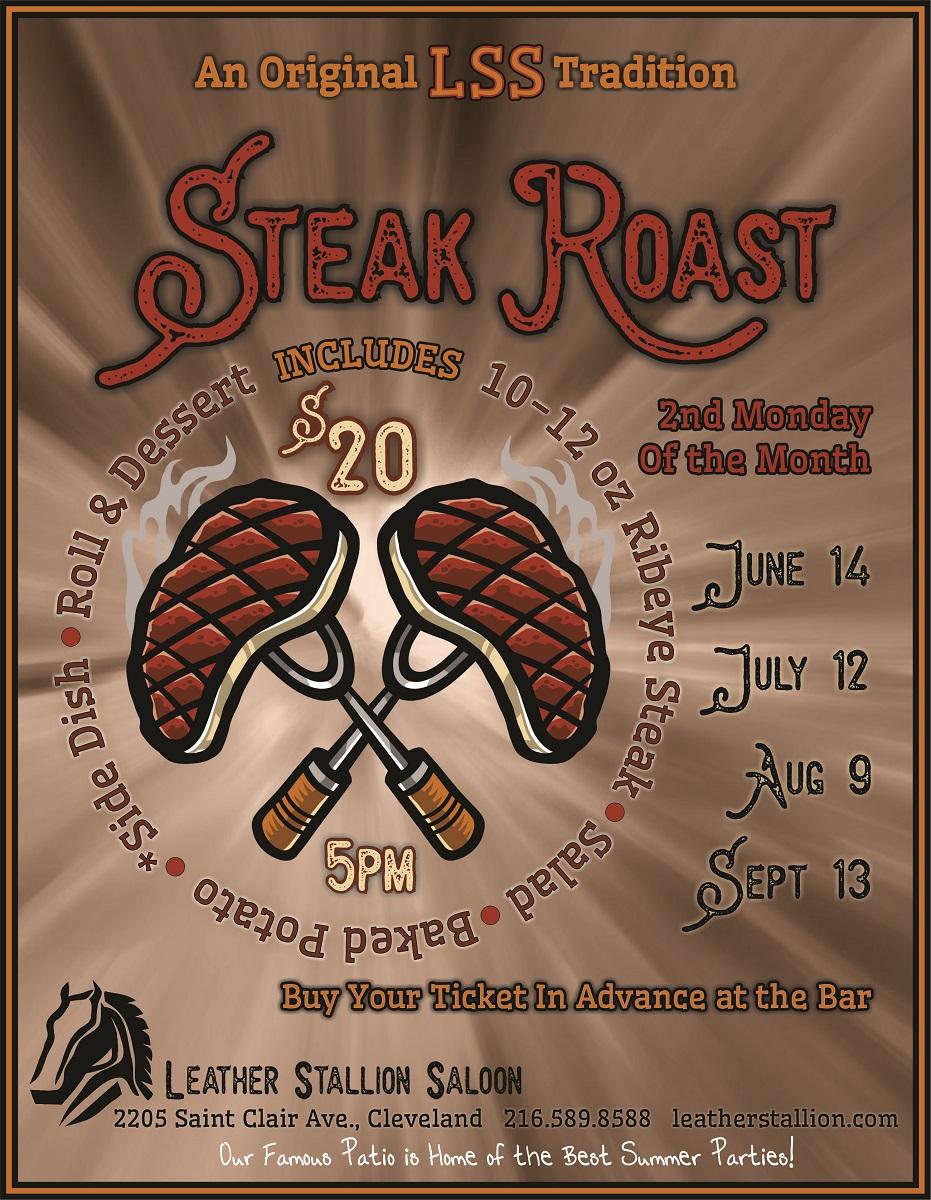 August Steakroast