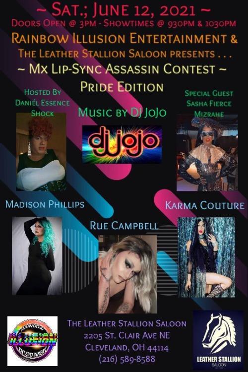 MX Lip-Sync Assassin Contest