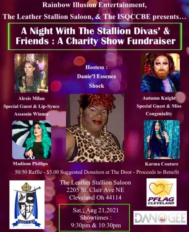 A night with the Stallion Divas and Friends