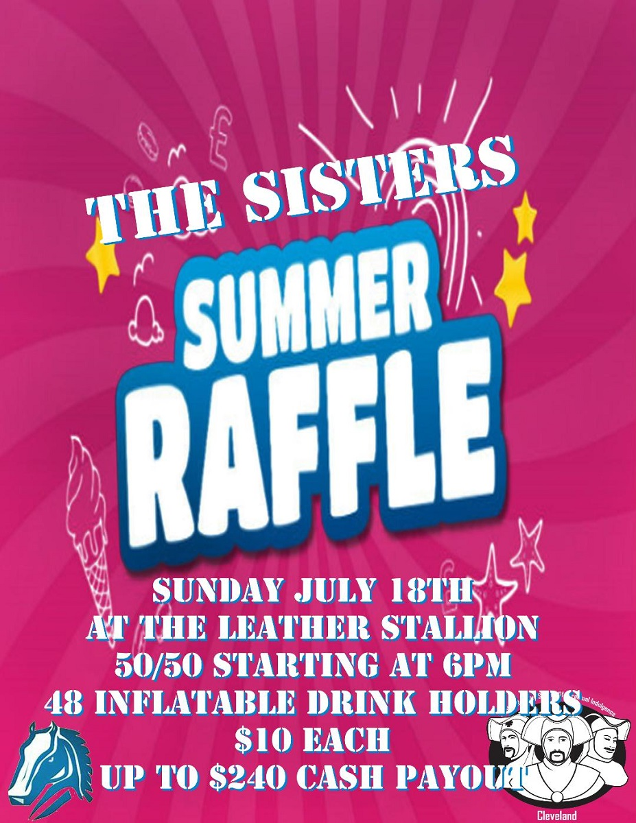 The Sisters Summer Raffle