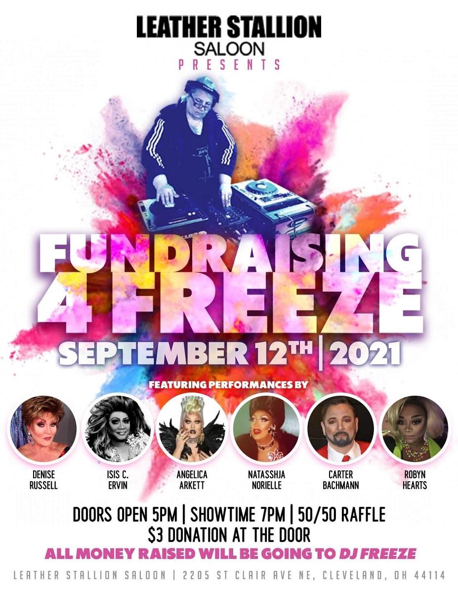 Fundraising 4 Freeze