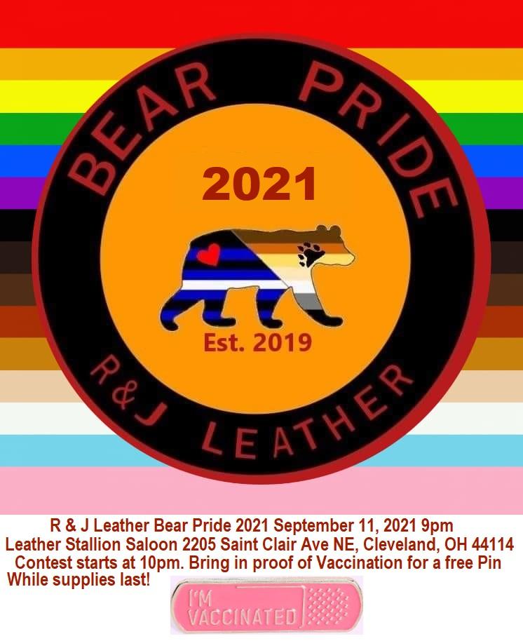 Bear Pride 2021